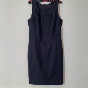 J.crew sleeveless dress.